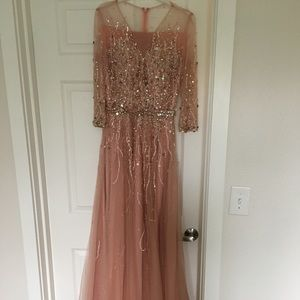 Jovani Full length evening gown